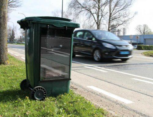En Belgique, des radars camouflés dans des poubelles